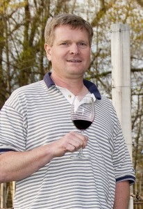 Chuck Lawrence, Owner at Hermit Woods Winery