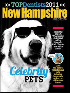 New Hampshire Magazine, July Issue