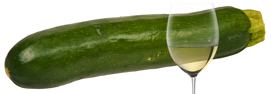 Zucchini Wine at Hemrit Woods Winery