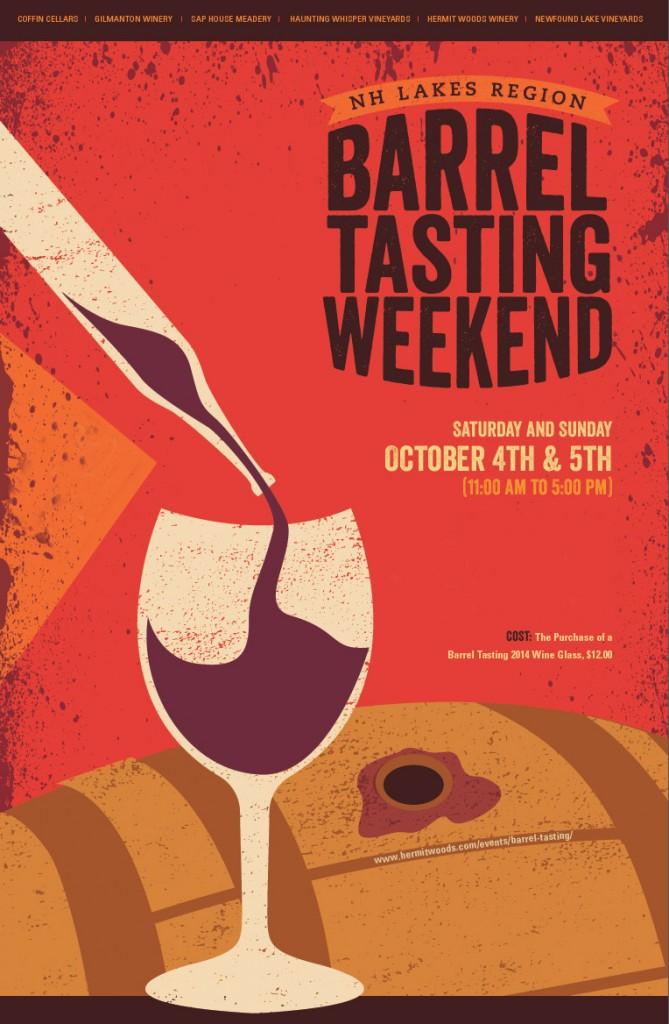 Barrel Tasting Weekend