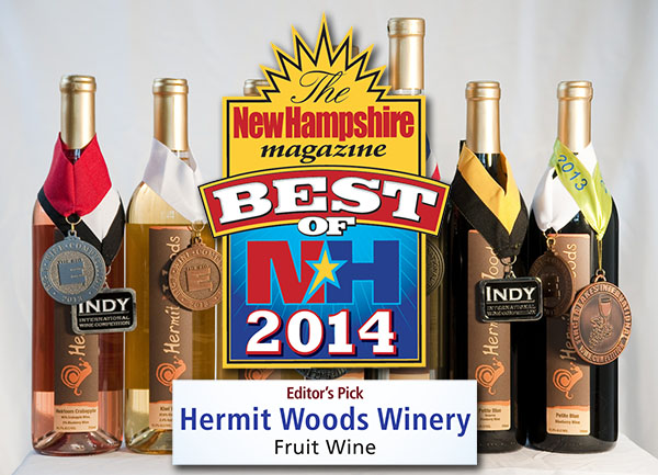 hermit woods-2014 best of nh