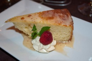 Honey Tres Leche Cake, Local Eatery