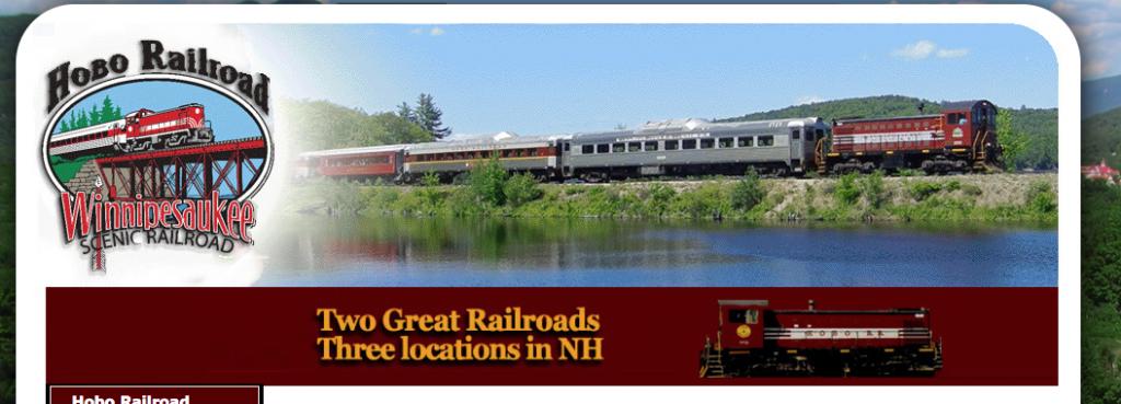 winnipesaukee railroad