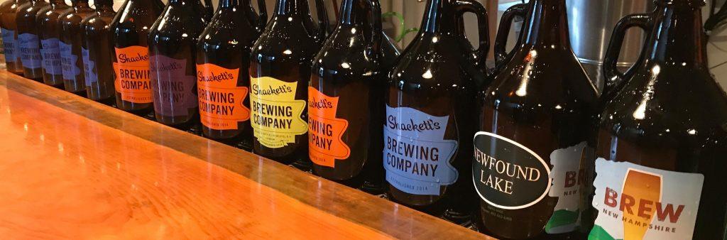 shackett's beers