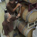 barrel tasting small